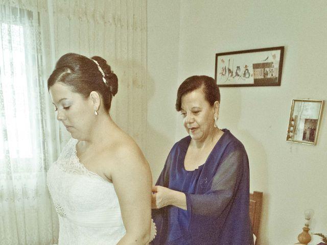 La boda de Anabel y Jonathan en Moya, Las Palmas 5
