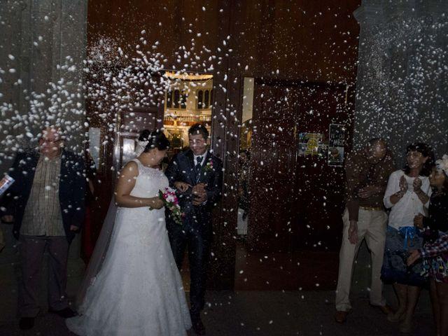 La boda de Anabel y Jonathan en Moya, Las Palmas 7