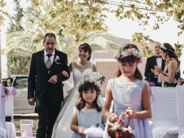 La boda de Rafa y Raquel en Gandia, Valencia 14