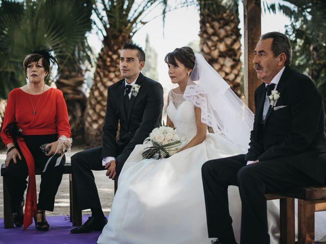La boda de Rafa y Raquel en Gandia, Valencia 15