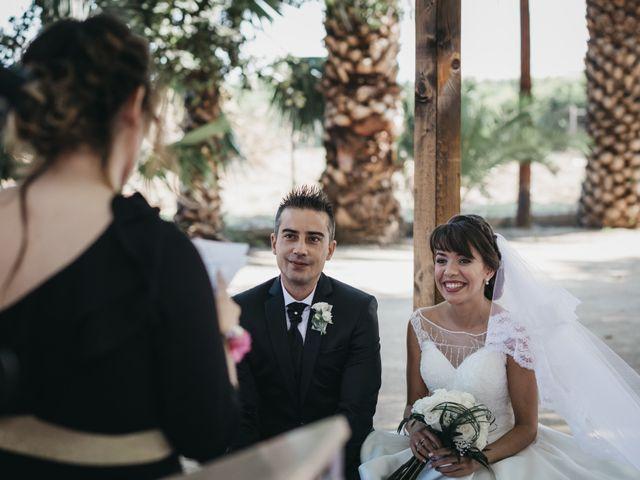La boda de Rafa y Raquel en Gandia, Valencia 16