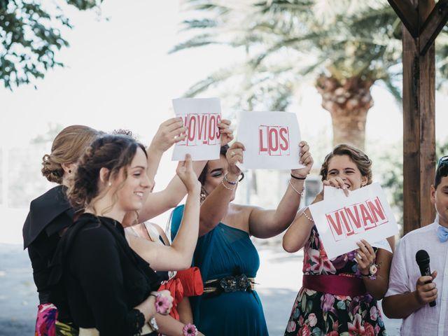 La boda de Rafa y Raquel en Gandia, Valencia 18