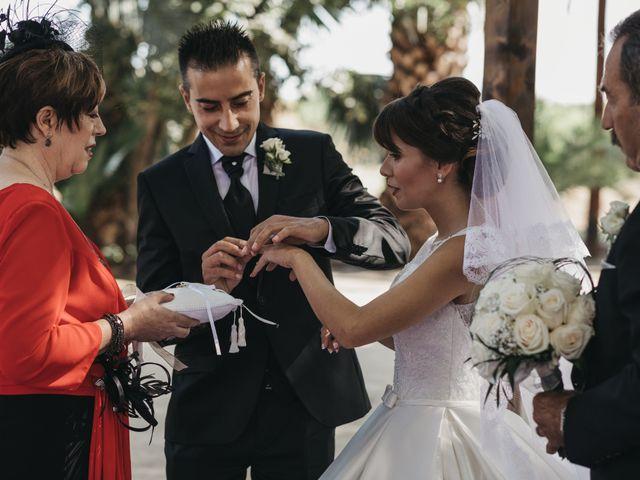 La boda de Rafa y Raquel en Gandia, Valencia 20