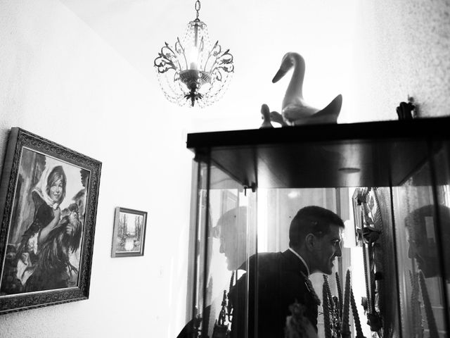 La boda de Gema y Jorge en San Clemente, Cuenca 6