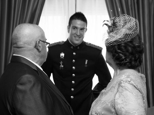 La boda de Gema y Jorge en San Clemente, Cuenca 7