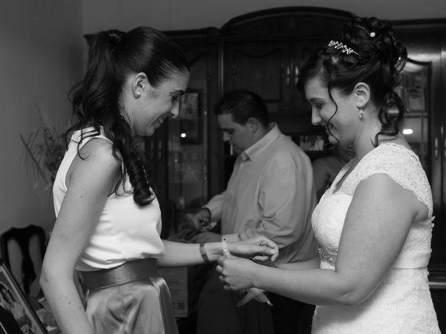 La boda de Gema y Jorge en San Clemente, Cuenca 13