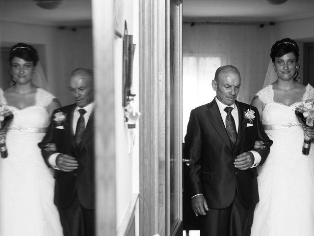 La boda de Gema y Jorge en San Clemente, Cuenca 15