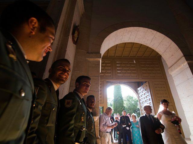 La boda de Gema y Jorge en San Clemente, Cuenca 16