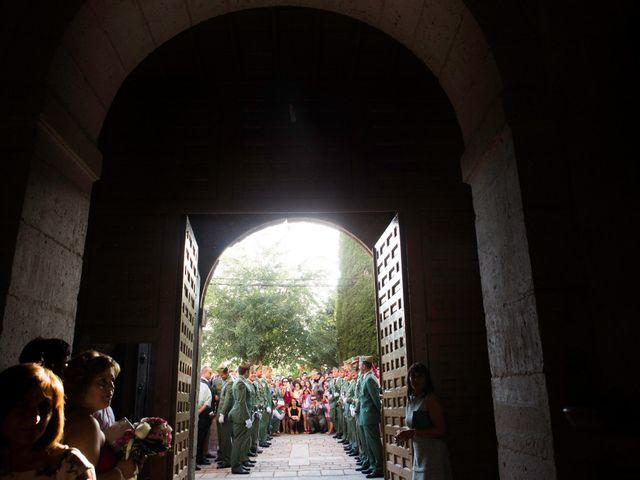 La boda de Gema y Jorge en San Clemente, Cuenca 18