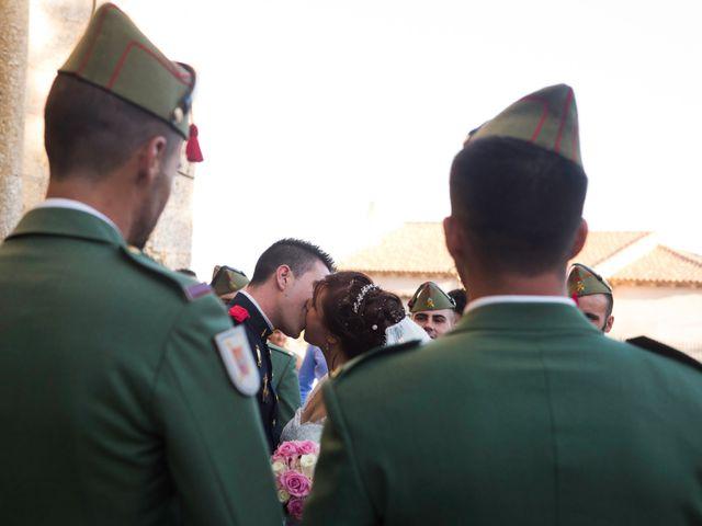La boda de Gema y Jorge en San Clemente, Cuenca 20
