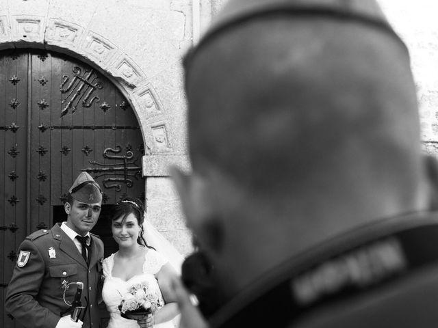 La boda de Gema y Jorge en San Clemente, Cuenca 21