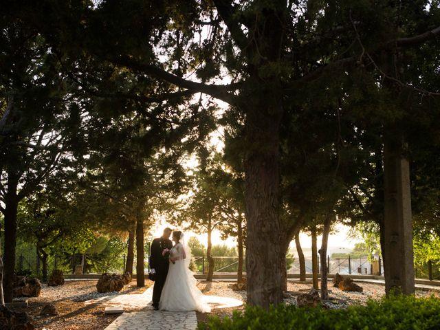 La boda de Gema y Jorge en San Clemente, Cuenca 22