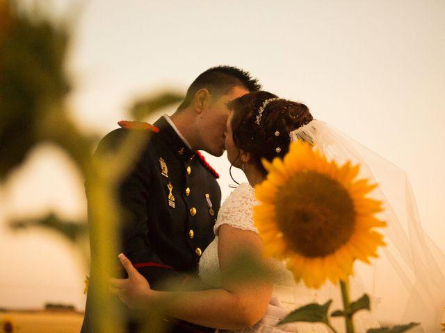 La boda de Gema y Jorge en San Clemente, Cuenca 24