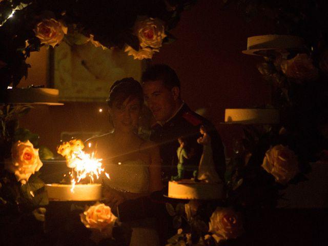 La boda de Gema y Jorge en San Clemente, Cuenca 29