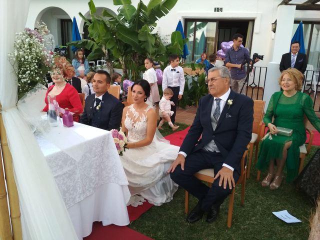 La boda de Sergio y Eli en Nerja, Málaga 5