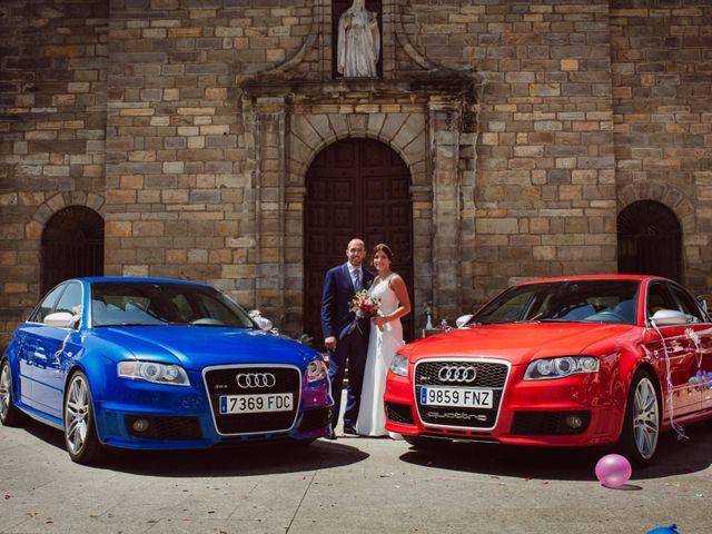 La boda de Raúl y Nuria en Cangas De Narcea, Asturias 21