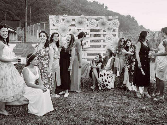 La boda de Raúl y Nuria en Cangas De Narcea, Asturias 32