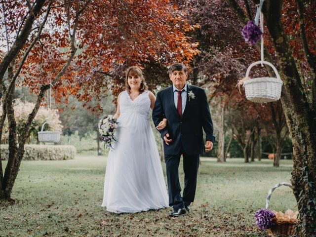 La boda de Dani y Sonia en Sant Gregori (Municipio), Girona 11