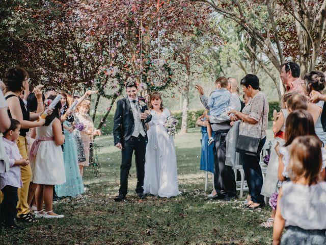 La boda de Dani y Sonia en Sant Gregori (Municipio), Girona 12