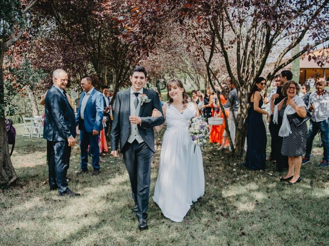 La boda de Dani y Sonia en Sant Gregori (Municipio), Girona 13