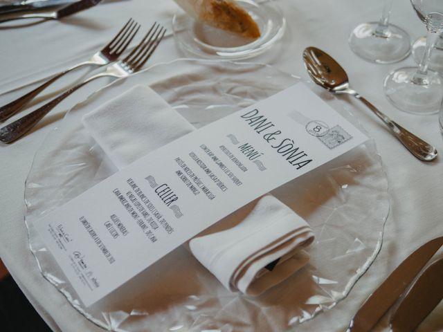 La boda de Dani y Sonia en Sant Gregori (Municipio), Girona 20
