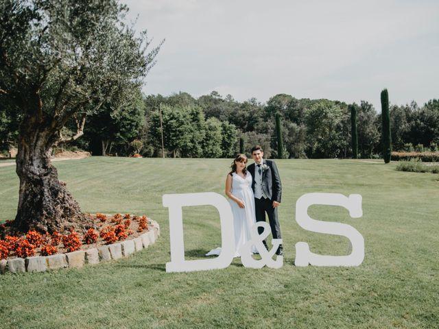 La boda de Dani y Sonia en Sant Gregori (Municipio), Girona 21