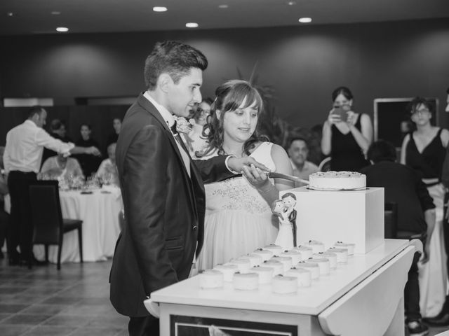 La boda de Dani y Sonia en Sant Gregori (Municipio), Girona 24