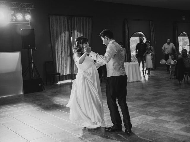 La boda de Dani y Sonia en Sant Gregori (Municipio), Girona 25