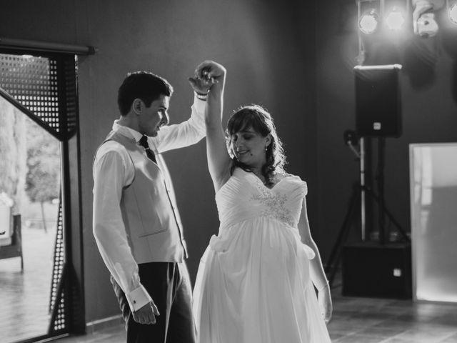 La boda de Dani y Sonia en Sant Gregori (Municipio), Girona 26