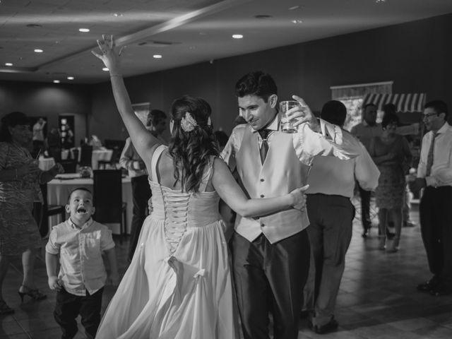 La boda de Dani y Sonia en Sant Gregori (Municipio), Girona 27