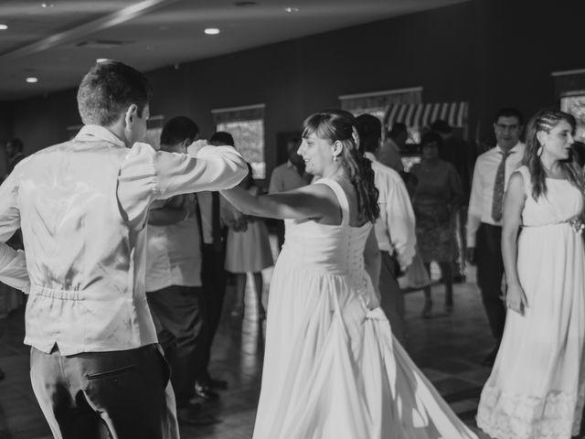 La boda de Dani y Sonia en Sant Gregori (Municipio), Girona 28