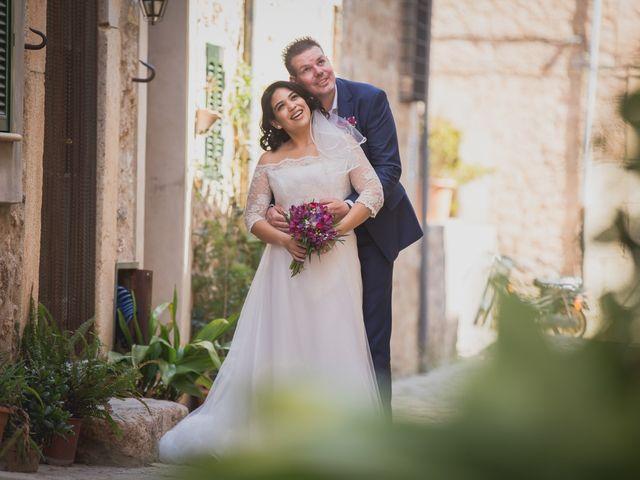 La boda de Jerom y Adriana en Soller, Islas Baleares 2