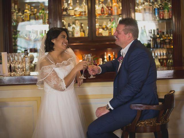 La boda de Jerom y Adriana en Valldemosa, Islas Baleares 2