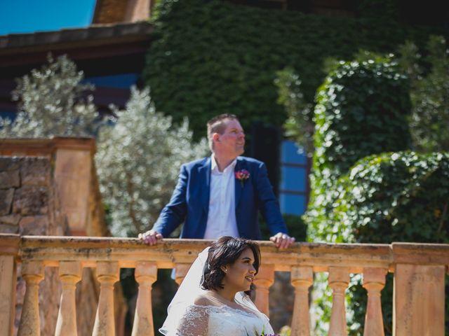 La boda de Jerom y Adriana en Valldemosa, Islas Baleares 4