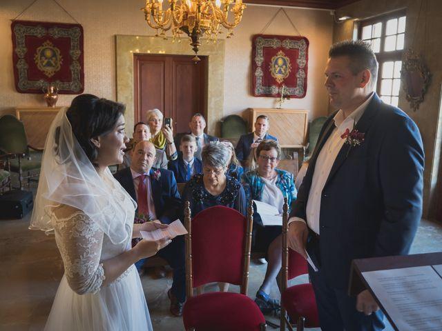 La boda de Jerom y Adriana en Valldemosa, Islas Baleares 6