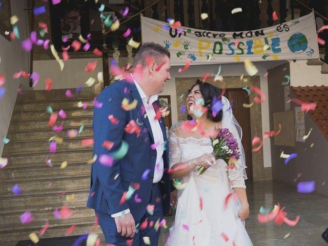 La boda de Jerom y Adriana en Valldemosa, Islas Baleares 10