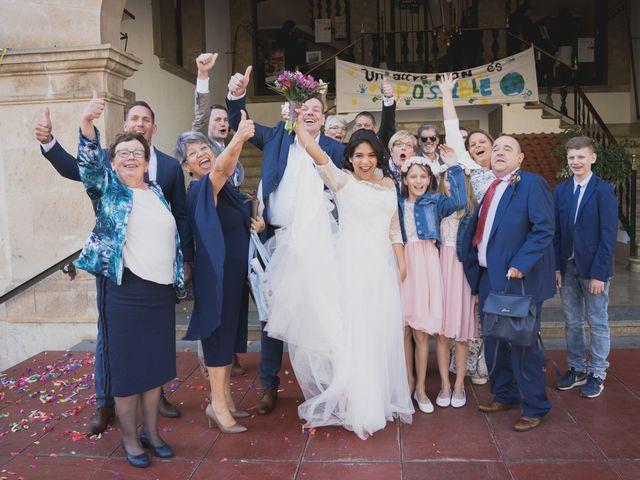 La boda de Jerom y Adriana en Valldemosa, Islas Baleares 3
