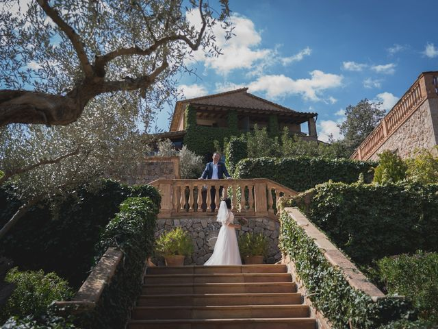 La boda de Jerom y Adriana en Valldemosa, Islas Baleares 13