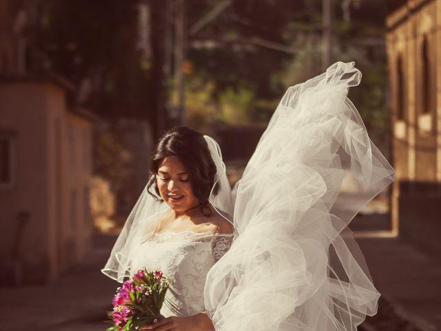 La boda de Jerom y Adriana en Valldemosa, Islas Baleares 18