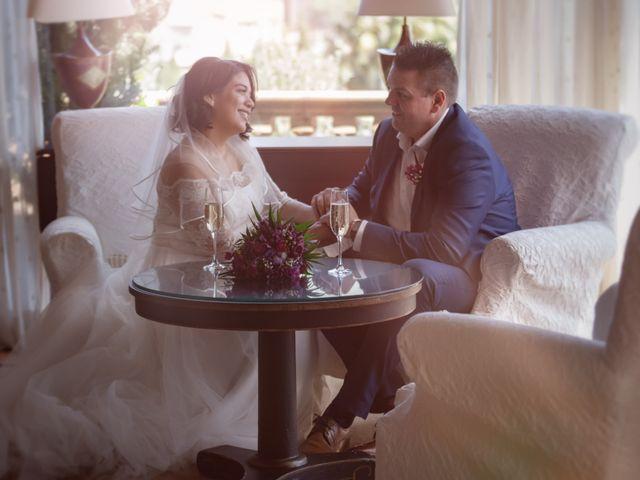 La boda de Jerom y Adriana en Valldemosa, Islas Baleares 19