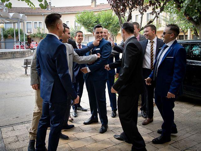 La boda de Daniel y Sara en Castejon, Navarra 14