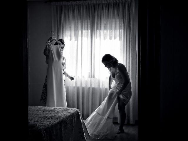 La boda de Daniel y Sara en Castejon, Navarra 23