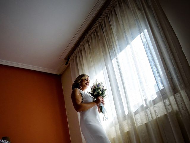 La boda de Daniel y Sara en Castejon, Navarra 25