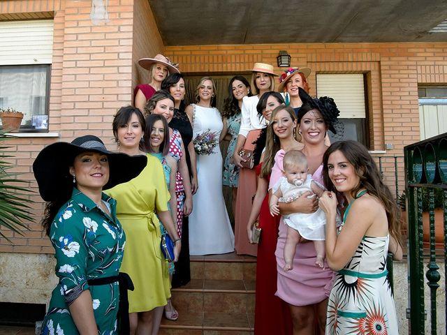 La boda de Daniel y Sara en Castejon, Navarra 30