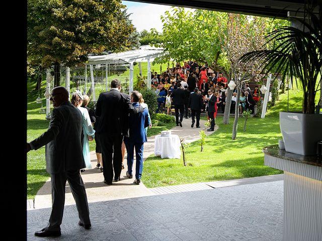 La boda de Daniel y Sara en Castejon, Navarra 33