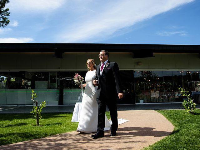 La boda de Daniel y Sara en Castejon, Navarra 38