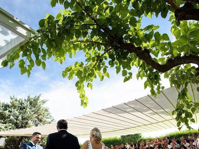 La boda de Daniel y Sara en Castejon, Navarra 39
