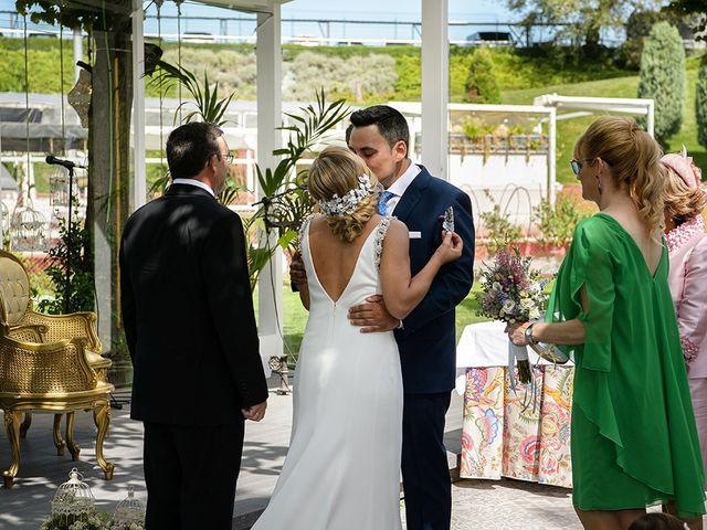 La boda de Daniel y Sara en Castejon, Navarra 42