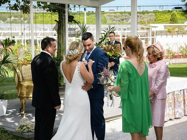La boda de Daniel y Sara en Castejon, Navarra 43