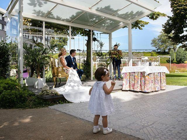 La boda de Daniel y Sara en Castejon, Navarra 45